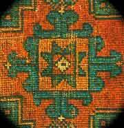 Turkoman tapestry