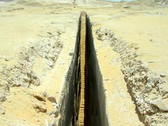 Под плато Гизы в Египте найдены артефакты, которые тщательно скрываются от широкой общественности (3 фото)