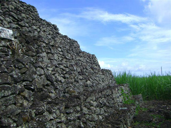 Seven pyramids identified on the African island of Mauritius Maurice12